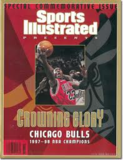 Chicago Bulls Sports Illustrated Crowning Glory in Chicago, Illinois