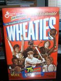 Wheaties Box Mark Mcgwire Sealed with cereal in Camp Lejeune, North Carolina