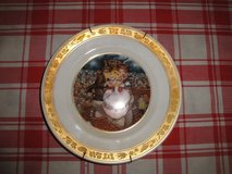 Hans Christian Anderson plate in Tomball, Texas