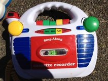 Sing Along Tape Recorder in Fort Lewis, Washington
