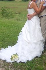 REDUCED BEAUTIFUL WEDDING DRESS in Grafenwoehr, GE